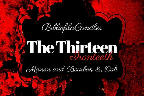 The Thirteen   ToG inspirierte Kerze