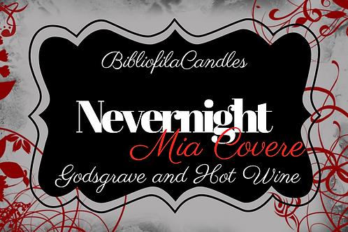 Nevernight | Nevernight inspirierte Kerze