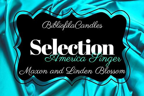 Selection | Selection inspirierte Kerze