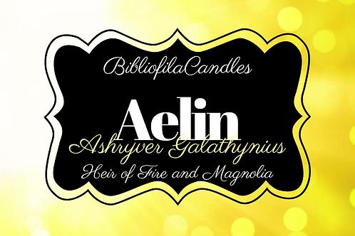 Aelin | ToG inspirierte Kerze