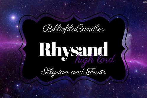 Rhysand | ACOTAR inspirierte Kerze