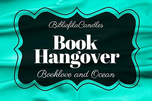 Book Hangover | Generally Bookish Kerze