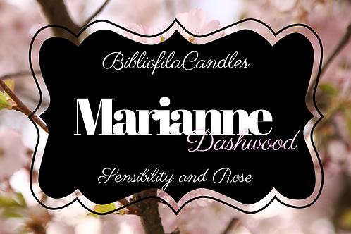 Marianne | Sense & Sensibility inspirierte Kerze