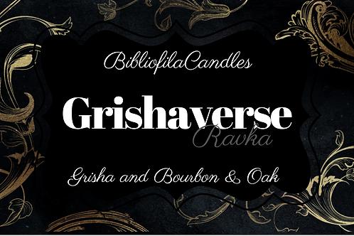 Grishaverse | Grishaverse inspirierte Kerze