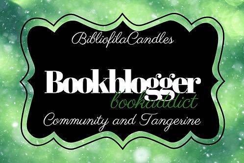 Bookblogger | Generally Bookish Kerze