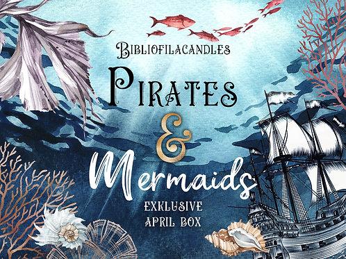 April Box   Pirates & Mermaids