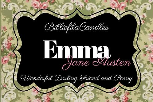Emma | Emma inspirierte Kerze