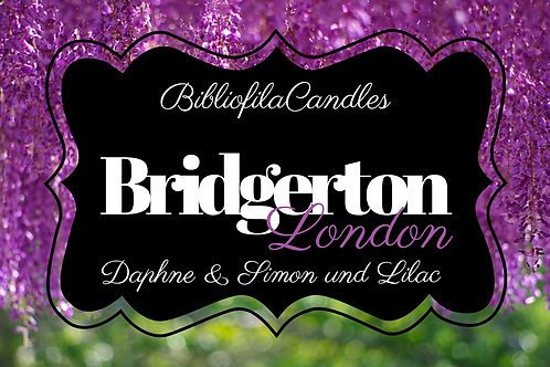 Bridgerton | Bridgerton inspirierte Kerze
