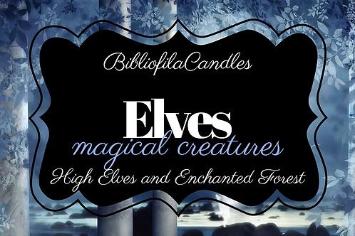 Elves   Magical Creatures Kollektion
