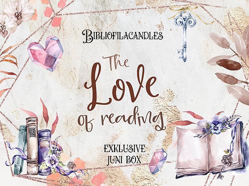 The Love of Reading | Juni Box