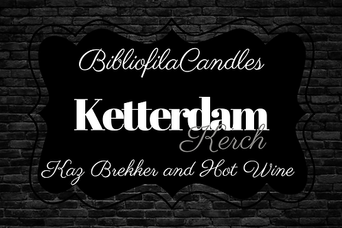 Kettendem | Grishaverse inspirierte Kerze