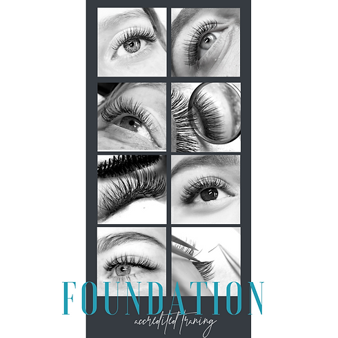 Foundation 1 day course – The basics of eyelash extension