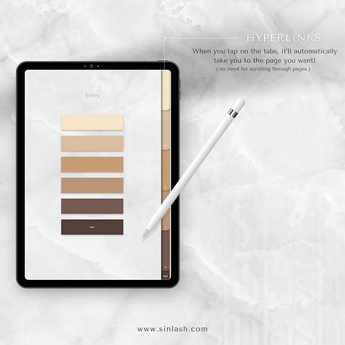 Digital Notebook - Coffee