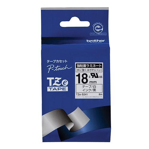 ブラザー TZeテープ ラミネートテープ