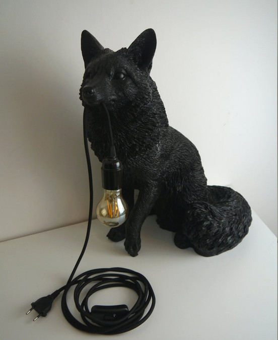 KITSUNE, lampe de renard design par Nuuy Design