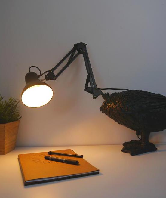 OKINA AHIRU, lampe design de canard par Nuuy Design
