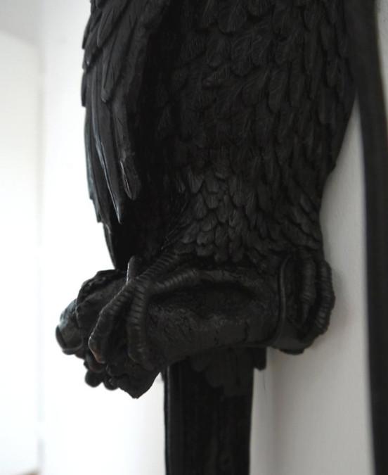 OMU, lampe design de perroquet par Nuuy Design