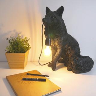 KITSUNE [ lampe de renard ]