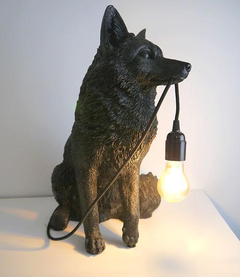 Nuuy Design conçoit un modèle unique de lampe de renard
