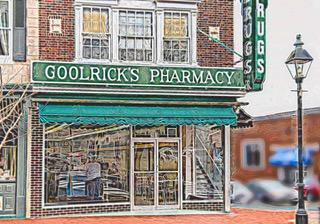 """Goolrick's,"" by Buddy Lauer."
