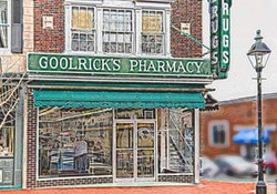 """Goolrick's,"" by Buddy Lauer."