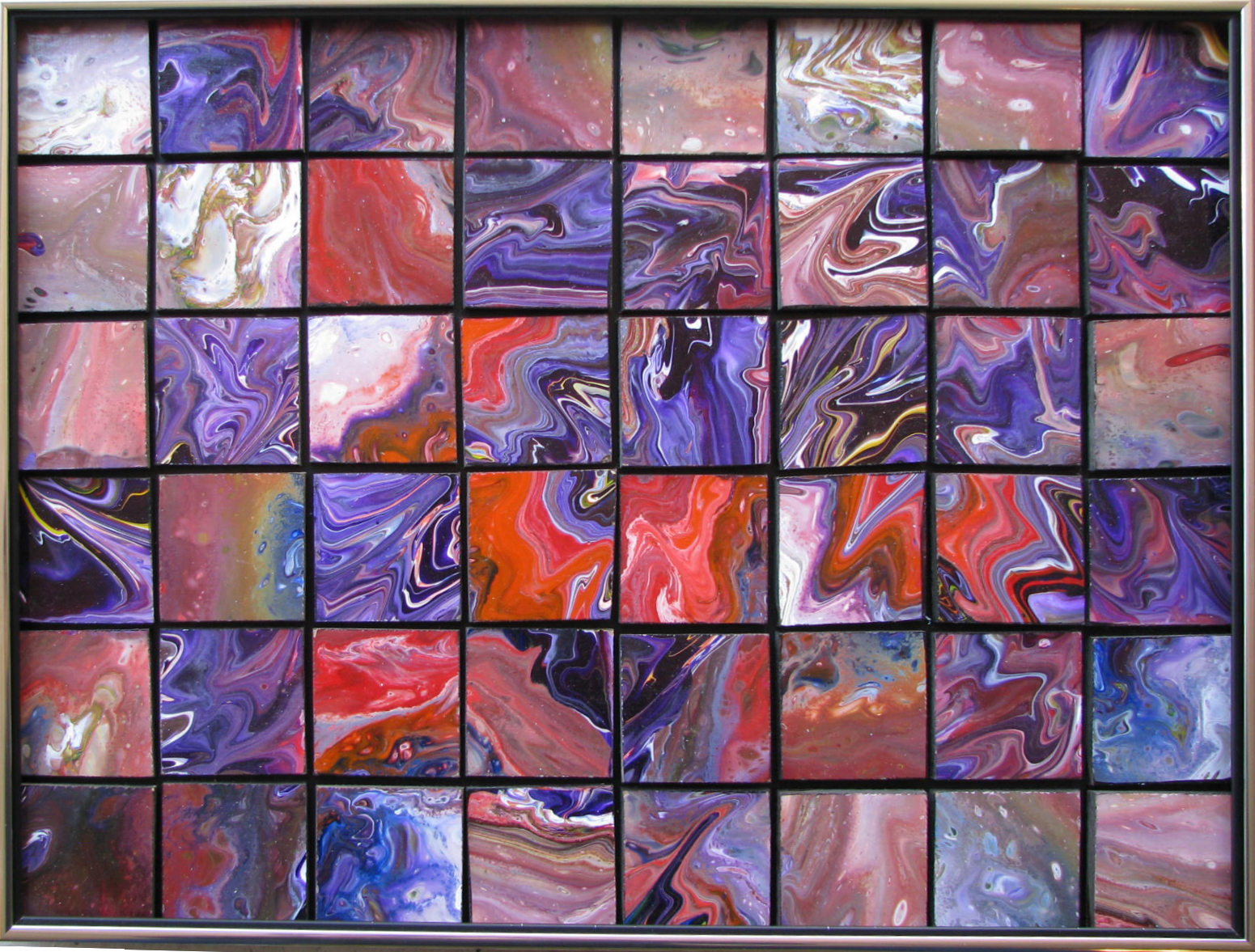 Mosaic, Ben Childers
