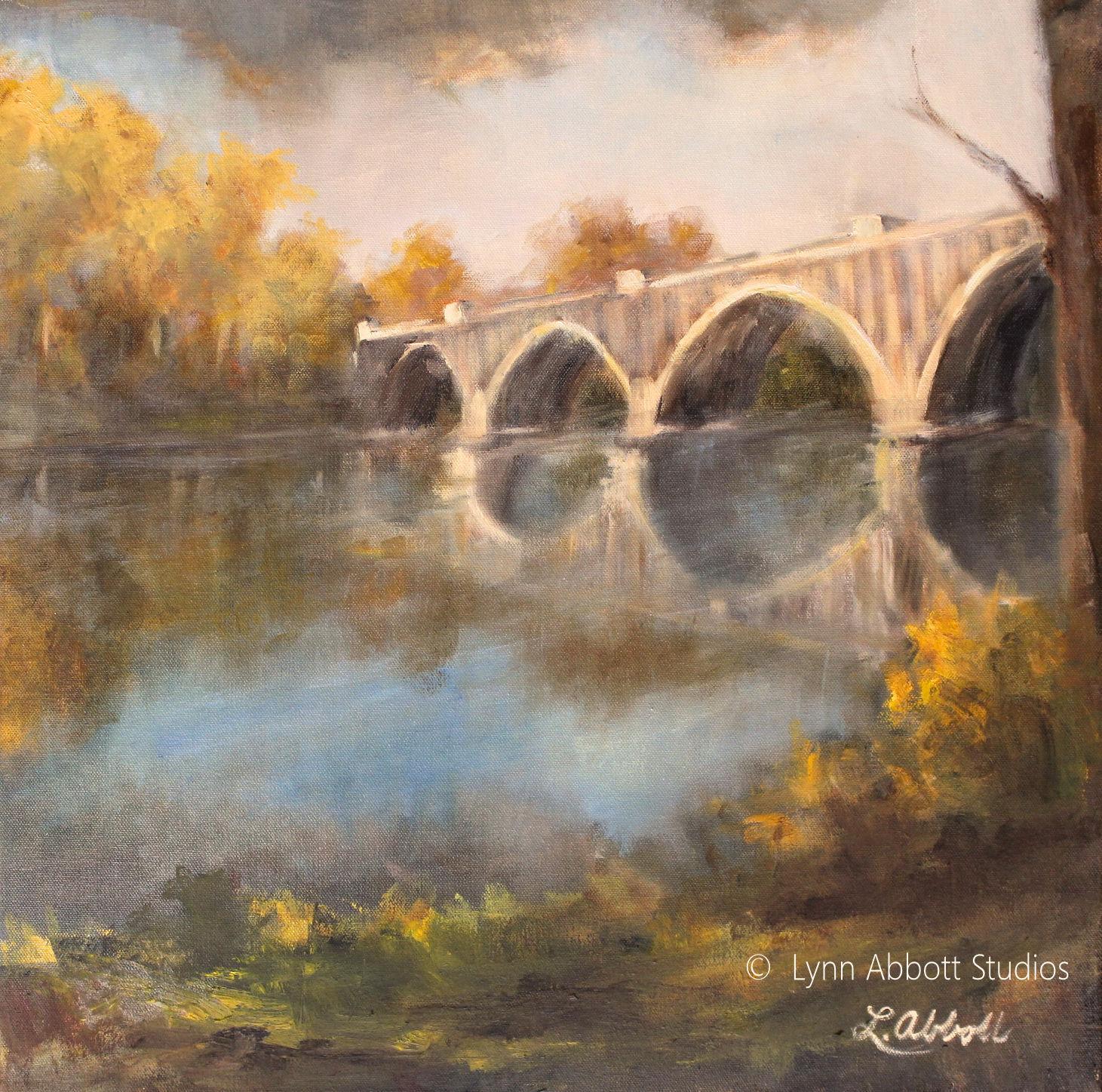 AuAlong the Rappahannock, L. Abbott