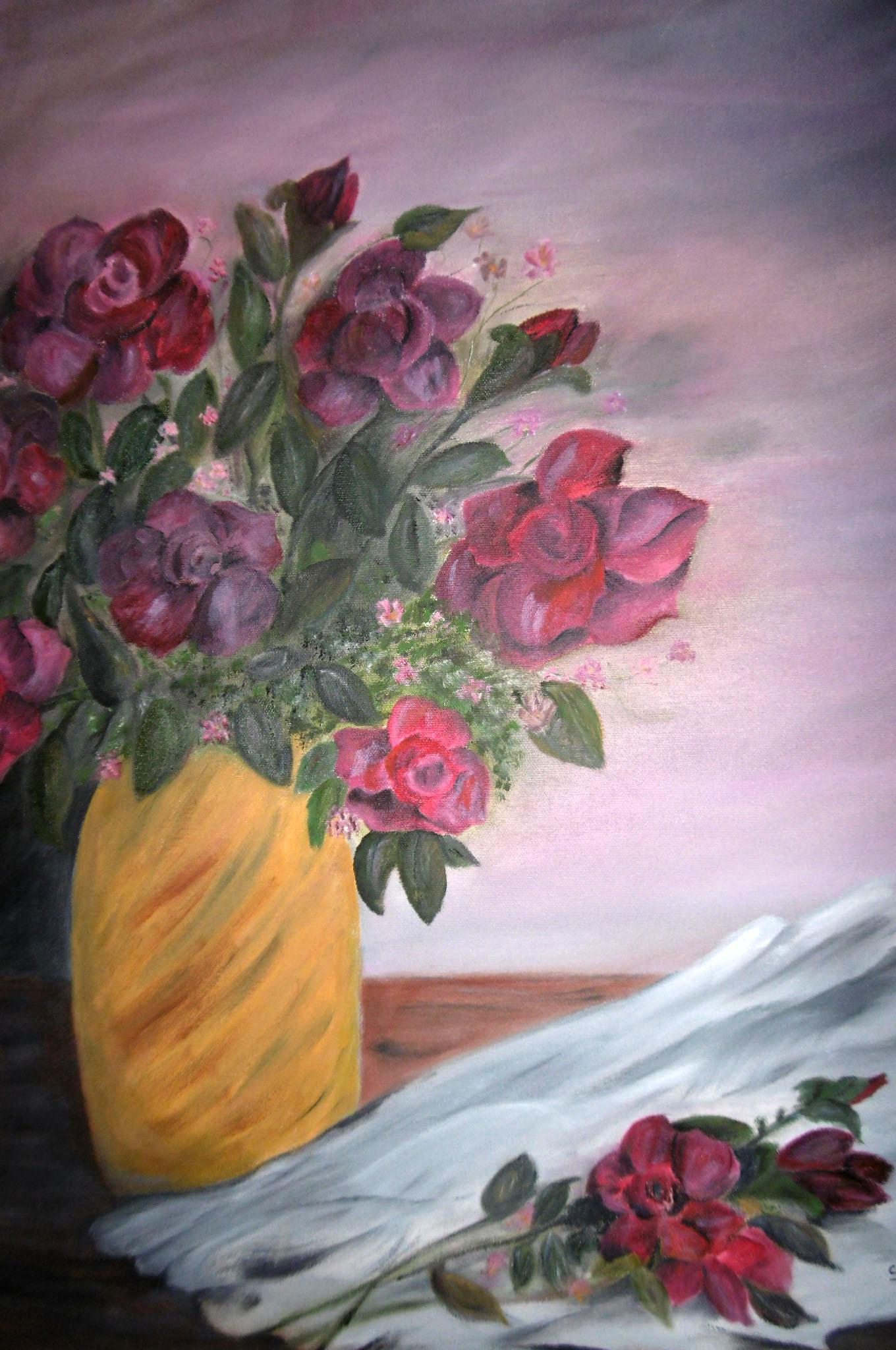 Sweetheart's Bouquet, Sarah Flinn