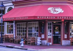 """Hyperion Espresso,"" by Buddy Lauer."