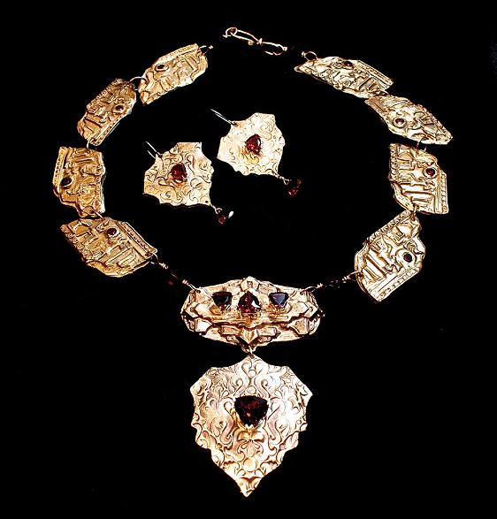 Jewelry by Michele Milano