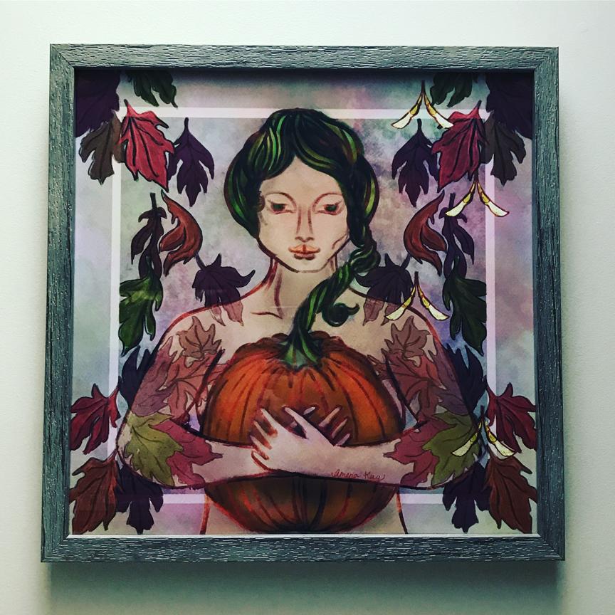 Autumn, Amena Kay ThorntonMG