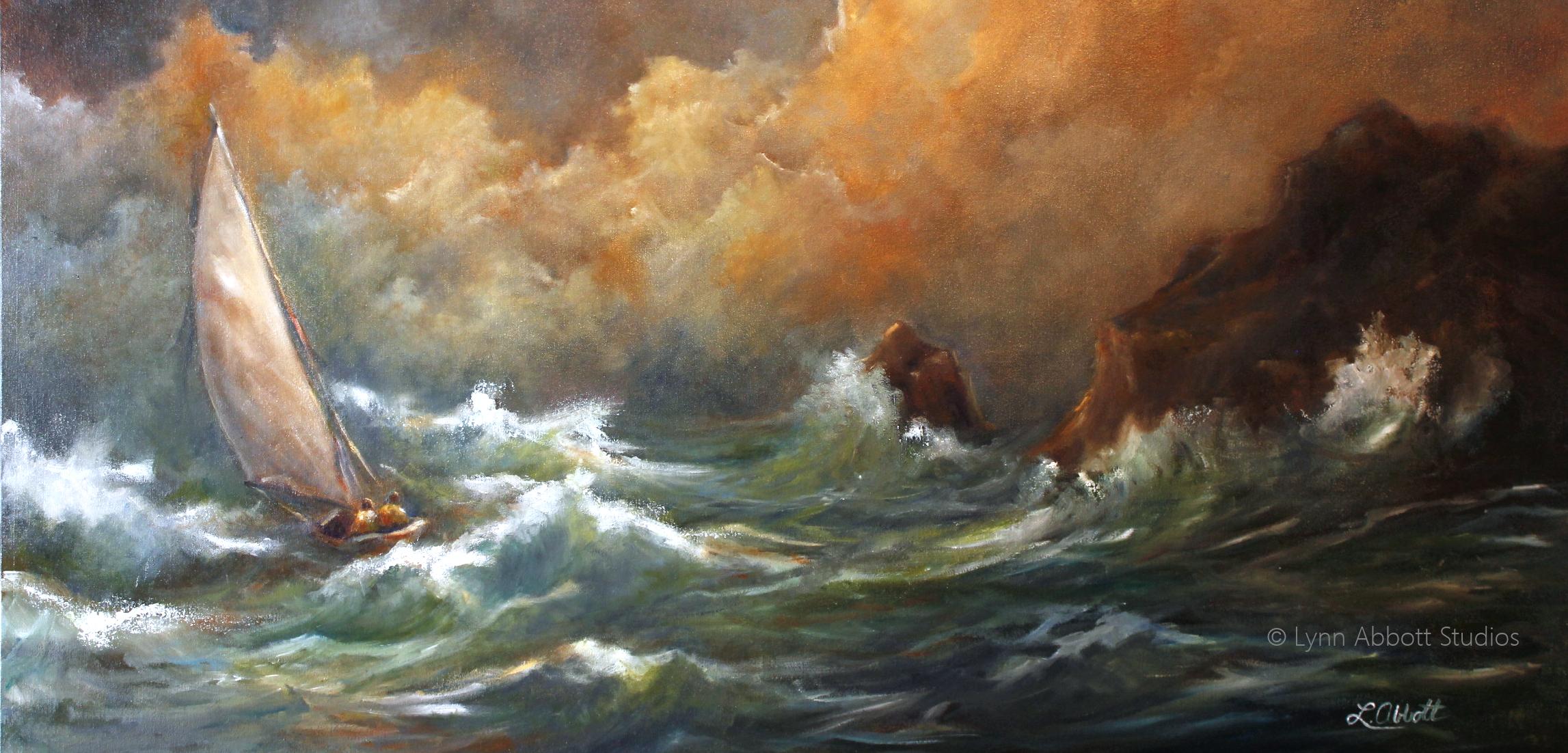 Through the Storm, Lynn Abbott
