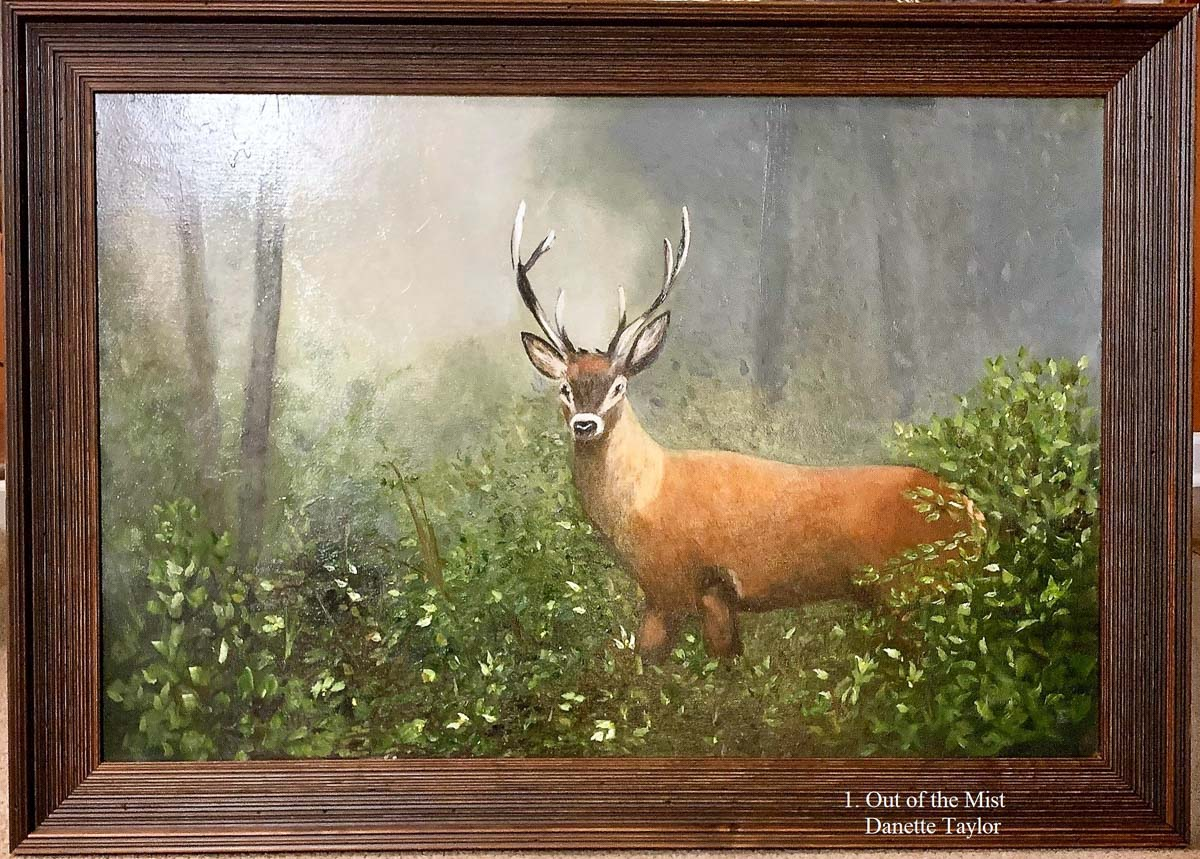 """Out of the Mist"" by Danette Taylor"