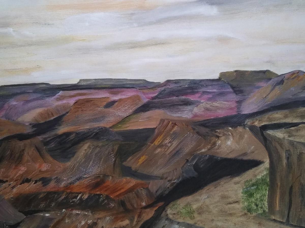 """Grand Canyon"", by Sarah Flinn"