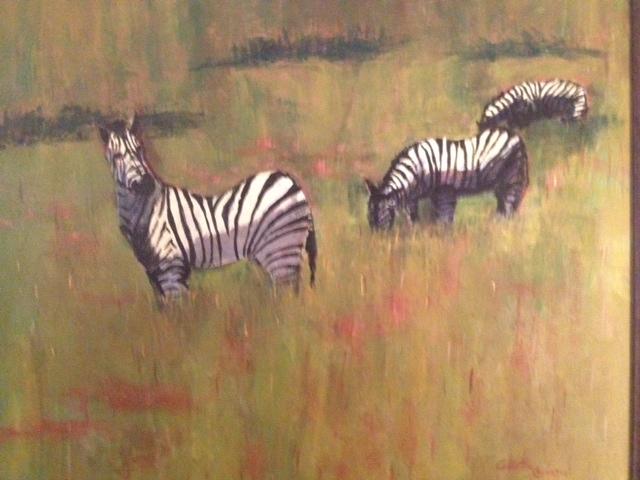 Zebra Alert, Collette Caprara