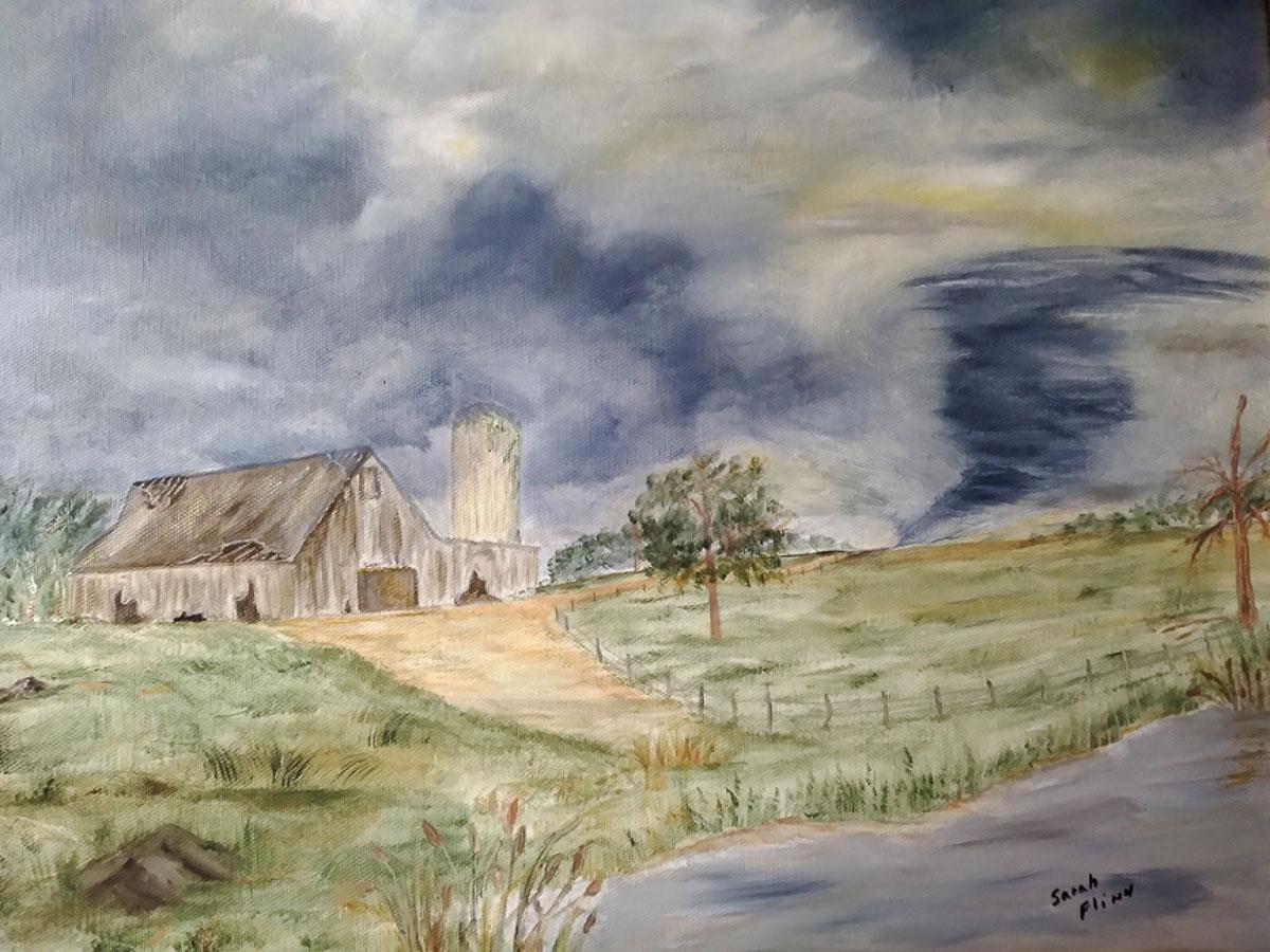 """Before the Storm"" by Sarah Flinn"