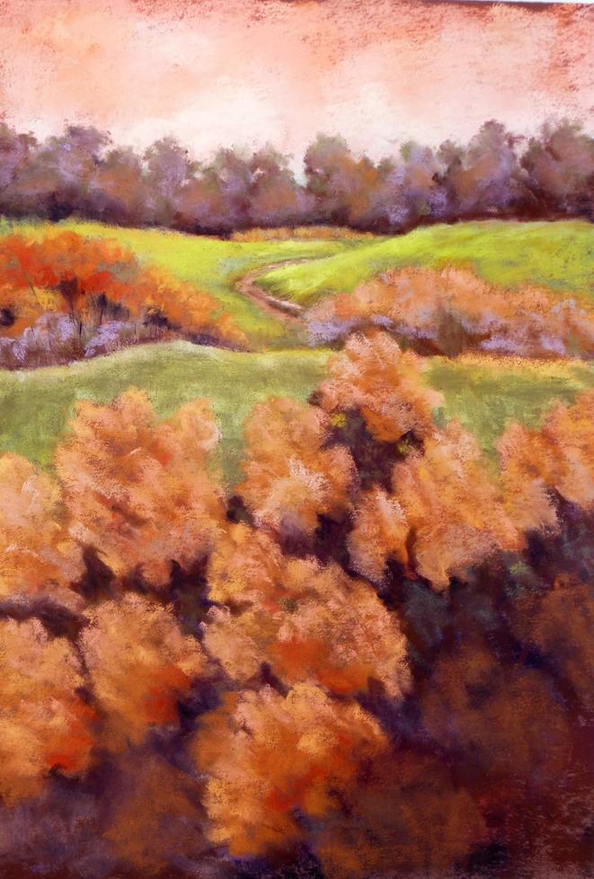 Kathleen Willingham, Fall Harvest