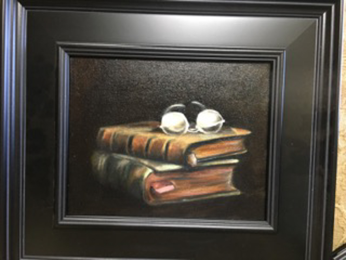 """Library"" by Denise Denecke"
