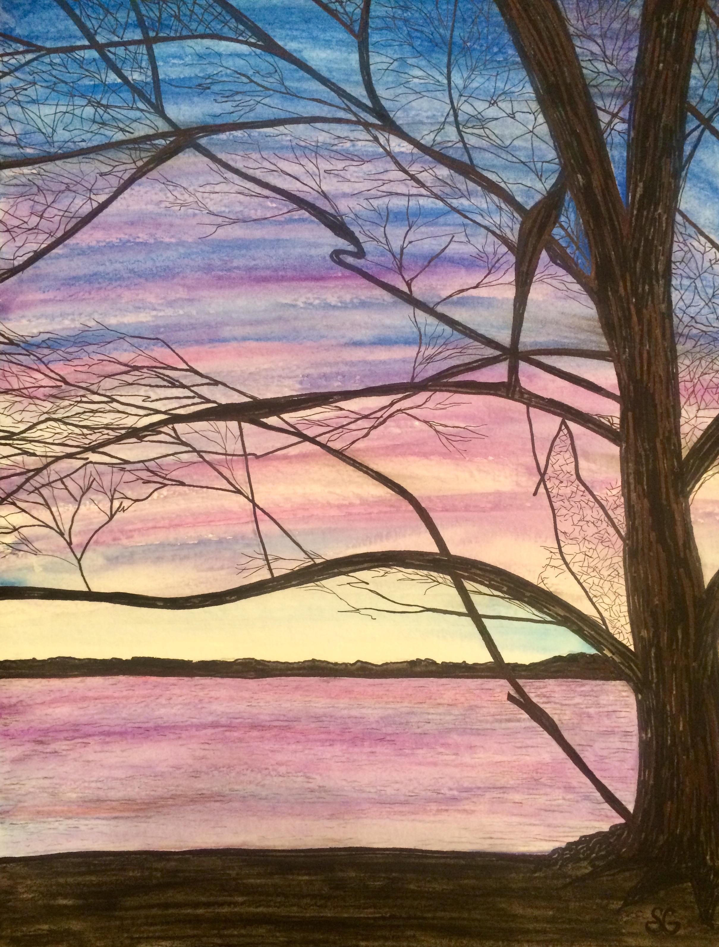 November Skies, Stacy Gaglio