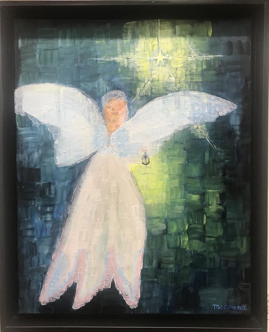 Megan Crockett, Angel Guiding
