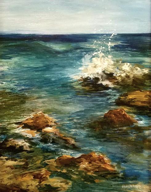 Peggy Wickham, Incoming Waves