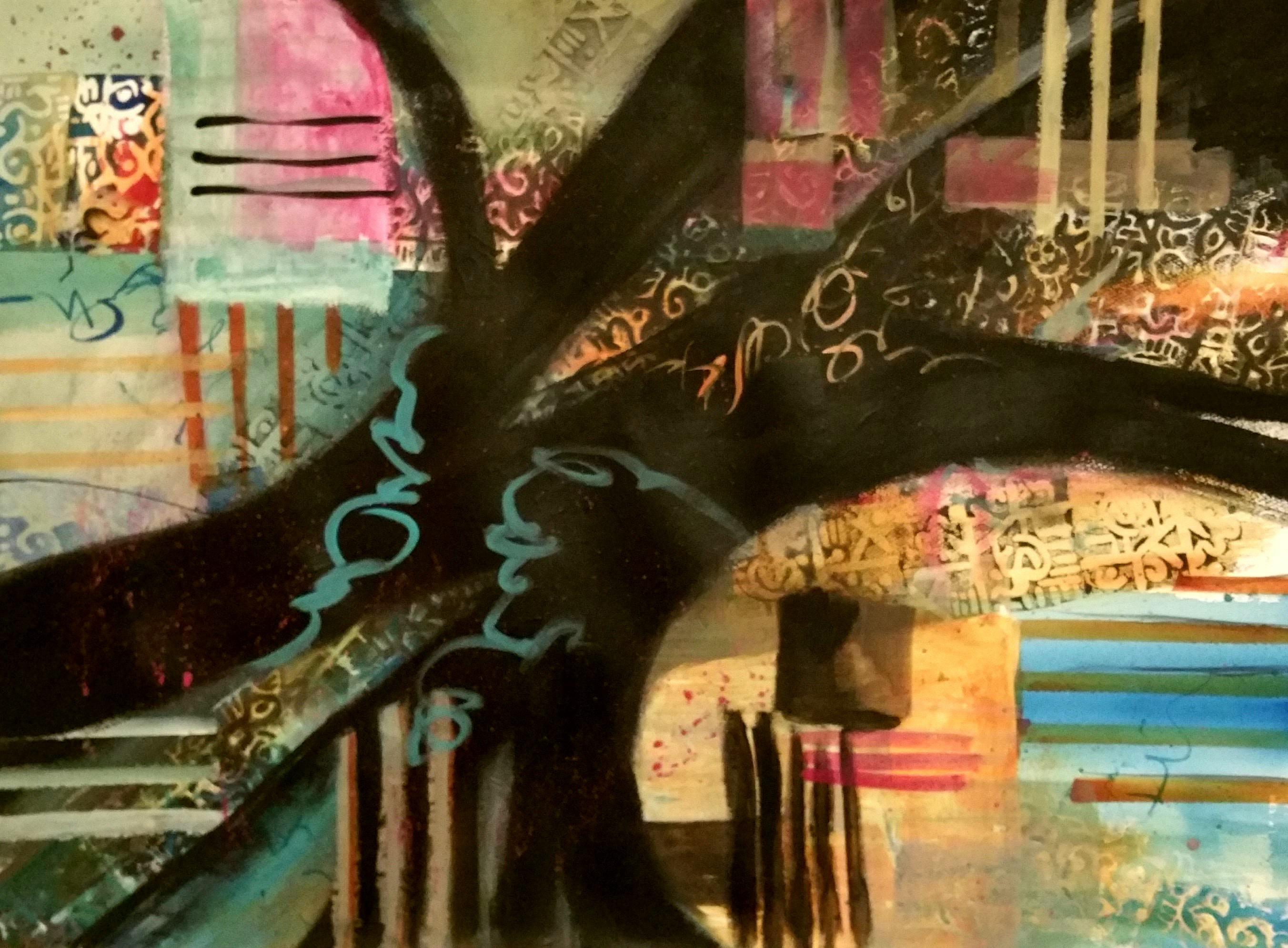 """Rhythms""""-Peggy Wickham"""