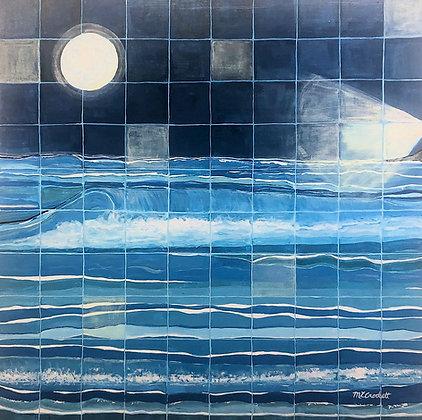 Ocean Reflections #5
