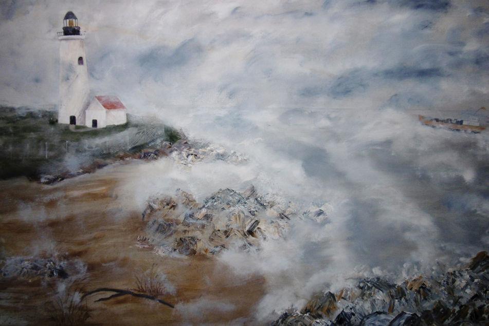 Heavy Seas, Sarah Flinn