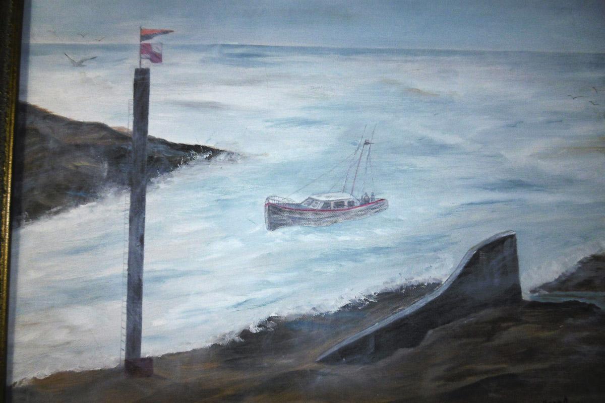 """Depoe Bay Oregon"" by Sarah Flinn"