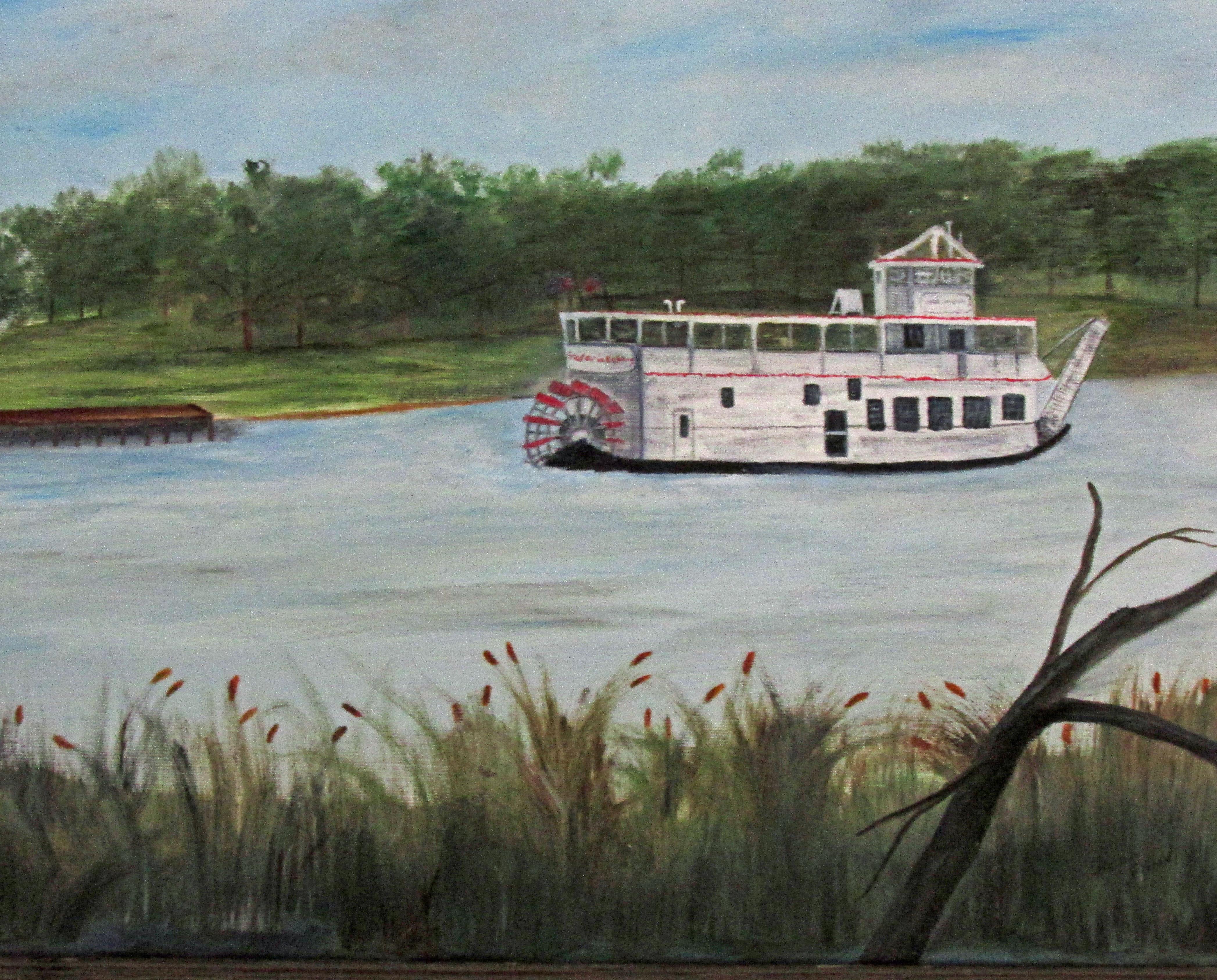 Showboat, Sarah Flinn