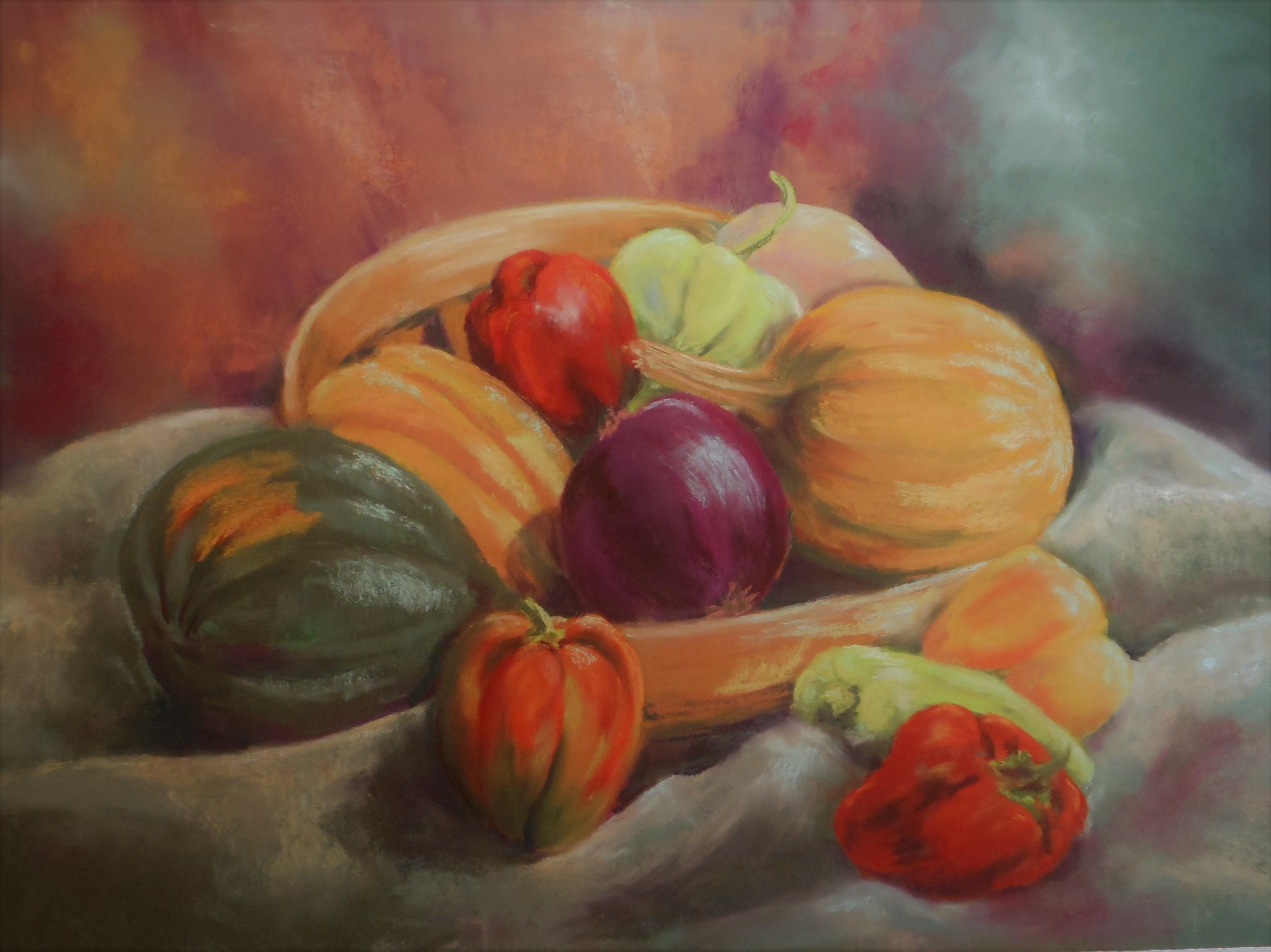 """Bountiful Harvest,"" K. Willingham"