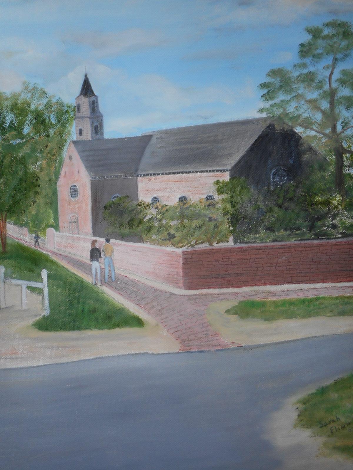 Bruton Parish Church, SarahFlinn