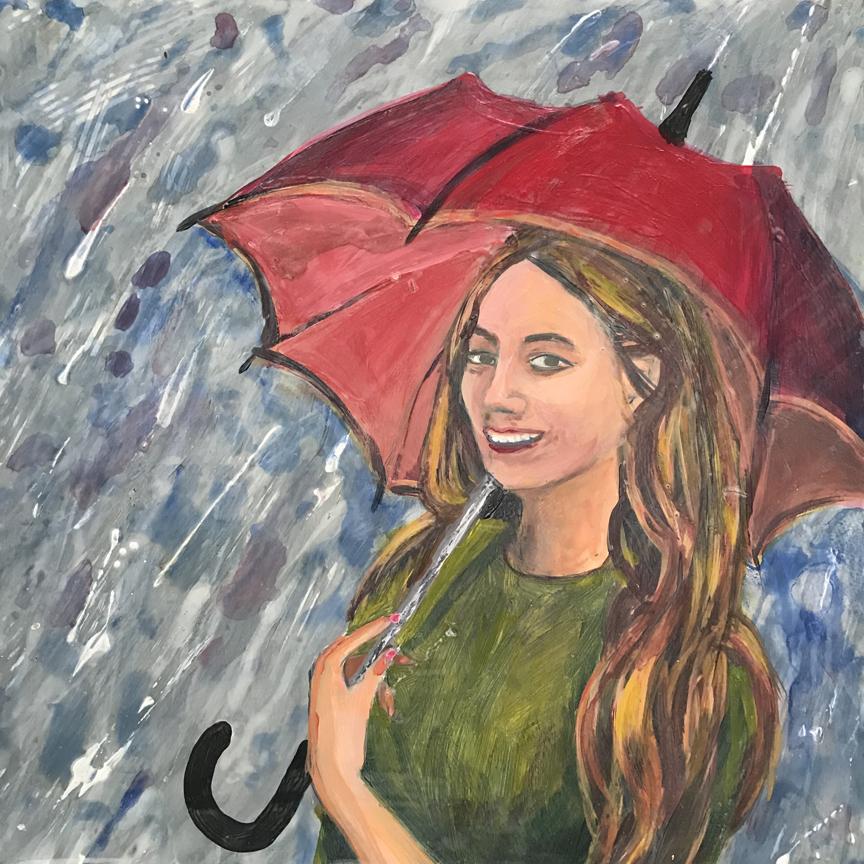 Under the Umbrella, Karen Julihn