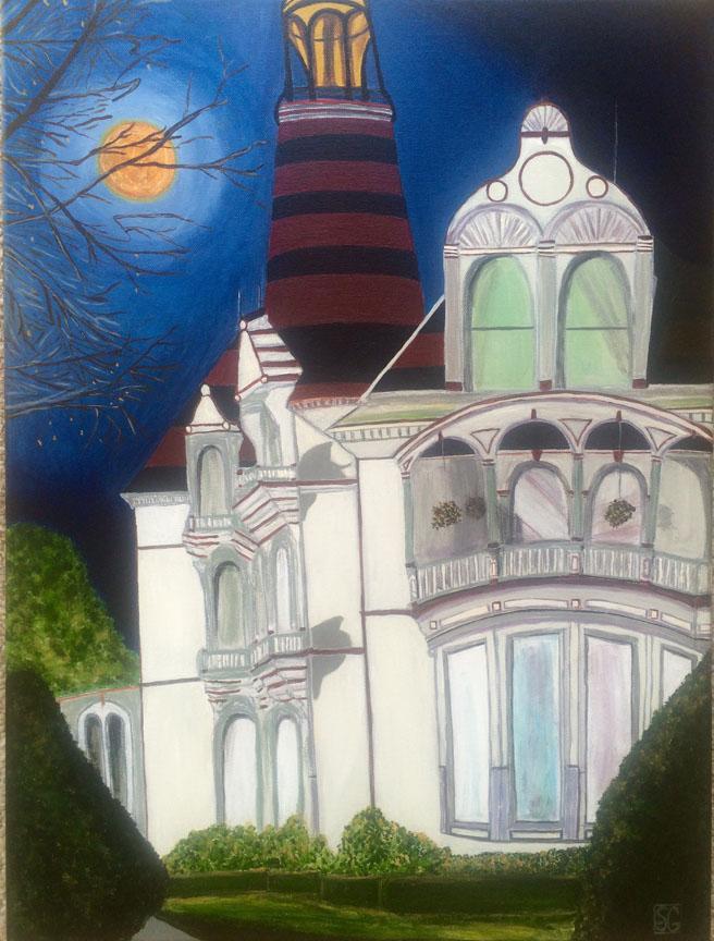Batcheller Mansion, Stacy Gaglio
